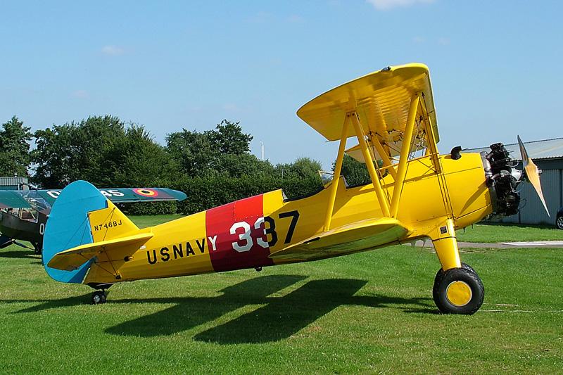 Aviation Photos & History: N746BJ Boeing/Jones 75